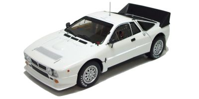KYOSHO scale Lancia 037 Rally White [No.K08304W]