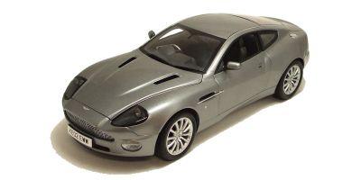 KYOSHO 1/12scale ASTON MARTIN V12 VANQUISH Silver / 007 Bond Car [No.K08603S]