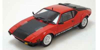 KYOSHO 1/18scale De Tomaso Pantera GTS Red/Black [No.K08852R]