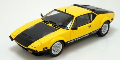 KYOSHO 1/18scale De Tomaso Pantera GTS Yellow/Black [No.K08852Y]