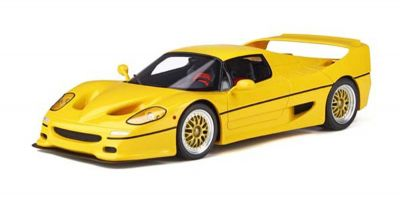 GT SPIRIT 1/18scale Koenig Specials F50 (Yellow) Asia Exclusive Model Limited Edition  [No.GTS036KJ]