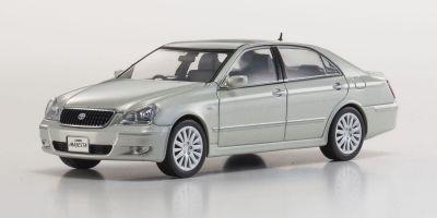 KYOSHO 1/43scale Toyota Crown Majesta Premium Silver [No.KS03638S]