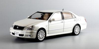 KYOSHO 1/43scale Toyota Crown Majesta White Pearl [No.KS03638WP]