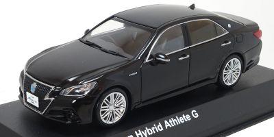 KYOSHO 1/43scale Toyota Crown Athelete Black [No.KS03645BK]
