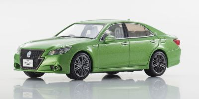 KYOSHO 1/43scale Toyota Crown Athelete Pearl Green [No.KS03645PG]