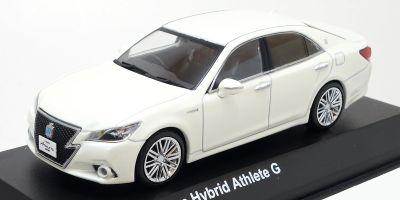 KYOSHO 1/43scale Toyota Crown Athelete White Pearl Crystal Shine [No.KS03645WP]