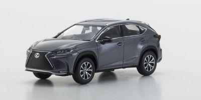 KYOSHO 1/43scale Lexus NX200t F SPORTS Gray [No.KS03654GR]