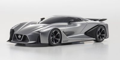 KYOSHO 1/43scale Nissan Concept 2020 Vision Gran Turismo Gunmetal [No.KS03660GR]