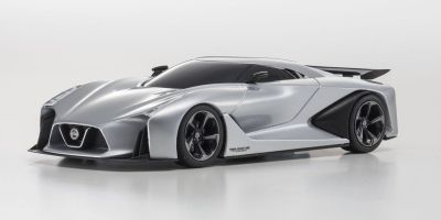 KYOSHO 1/43scale Nissan Concept 2020 Vision Gran Turismo ULTIMATE SILVER [No.KS03660S]