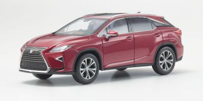 KYOSHO 1/43scale LEXUS RX200t Red Mica Crystal Shine[No.KS03663RM]