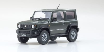 KYOSHO ORIGINAL 1/43scale Suzuki Jimny Sierra (Jungle Green)  [No.KS03678RHG]