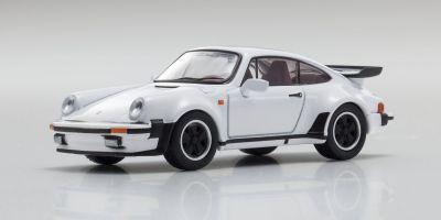 KYOSHO 1/64scale Porsche 911 Turbo 930 White [No.KS07048A14]