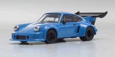 KYOSHO 1/64scale Porsche 911 RSR Turbo Ligh Blue [No.KS07048A2]