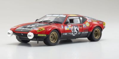 KYOSHO ORIGINAL 1/18scale De Tomaso Pantera GT4 1975 LM #43  [No.KS08855A]