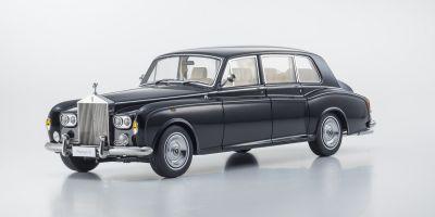 KYOSHO 1/18scale Rolls Royce Phantom VI Black  [No.KS08905BK]