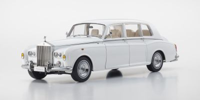 KYOSHO 1/18scale Rolls Royce Phantom VI White  [No.KS08905W]