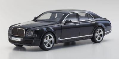 KYOSHO 1/18scale Bentley Mulsanne Speed Onyx [No.KS08910NX]