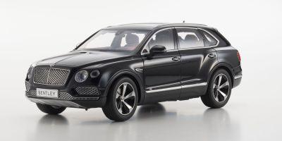 "KYOSHO 1/18scale Bentley Bentayga ""1st Edition"" (Onyx) ※ Black  [No.KS08921NX]"