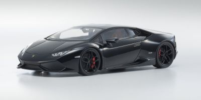 OUSIA 1/18scale Lamborghini Huracan KSC09511BK [No.KSC09511BK]