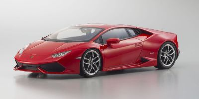 OUSIA 1/18scale Lamborghini Huracan Red Metallic [No.KSC09511R]