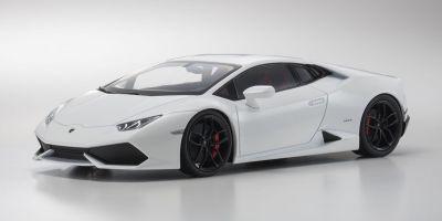 OUSIA 1/18scale Lamborghini Huracan LP610-4 White [No.KSC09511W]