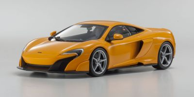 OUSIA 1/18scale McLaren 675 LT Orange  [No.KSC09541P]