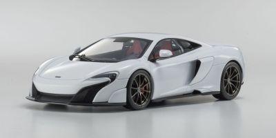 OUSIA 1/18scale McLaren 675 LT White  [No.KSC09541W]