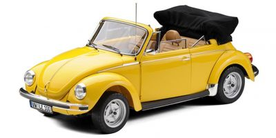 LEGRAND 1/8scale VW Beetle Convertible 1303 (Yellow) Assembly Kit  [No.KSLE100]
