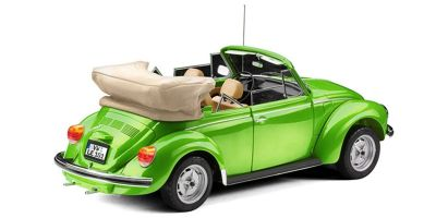 LEGRAND 1/8scale VW Beetle Convertible 1303 (Green) Assembly Kit  [No.KSLE101]