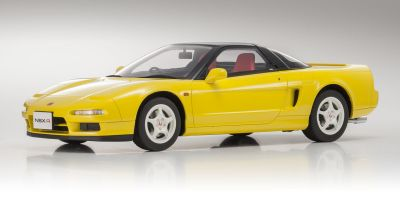 SAMURAI 1/12scale Honda NSX Type R Yellow  [No.KSR12003Y]