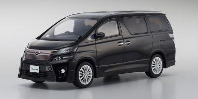 SAMURAI 1/18scale Toyota Vellfire 3.5 Z G Edtion Black[No.KSR18004BK]
