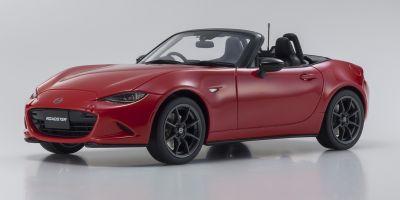 SAMURAI 1/18scale Mazda Roadster Classic Red [No.KSR18009CR]
