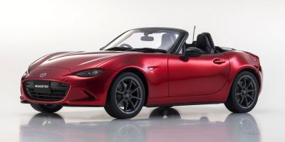 SAMURAI 1/18scale Mazda ROADSTER Red [No.KSR18009R]