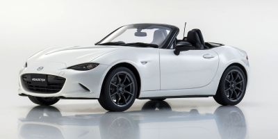 SAMURAI 1/18scale Mazda ROADSTER White [No.KSR18009W]