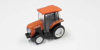 KUBOTA Kubota tractor cabin Pull-Back Car  [No.KU30A190]