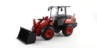 KUBOTA 1/24scale Kubota wheel loaders R630  overseas specification  limited  [No.KU30B001]