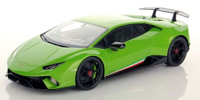 MR Collection 1/18scale Lamborghini Huracan Performante VERDE MANTIS Green  [No.LAMBO028B]