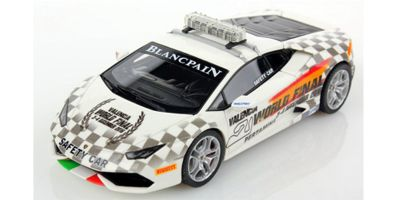 LOOKSMART 1/43scale Lamborghini Huracan LP 610-4 Lamborghini Blancpain Super Trofeo 2016 safety car  [No.LS-SC]
