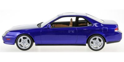 TOPMARQUES 1/18scale Honda Prelude 1997-2001 (MT Blue)  [No.TOPLS038C]