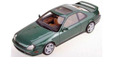 TOPMARQUES 1/18scale Honda Prelude 1997-2001 (MT Green)  [No.TOPLS038D]