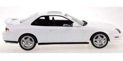 TOPMARQUES 1/18scale Honda Prelude 1997-2001 (Pearl White)  [No.TOPLS038E]