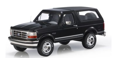 TOPMARQUES 1/18scale Ford Bronco 1992 Black  [No.TOPLS055C]