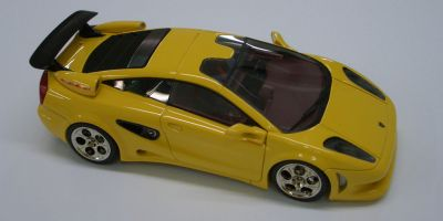 LOOKSMART 1/43scale Lamborghini Cala Yellow [No.LS086A]
