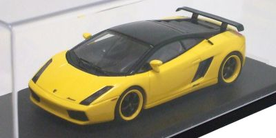 LOOKSMART 1/43scale Lamborghini Gallardo Miami Yellow [No.LS157]