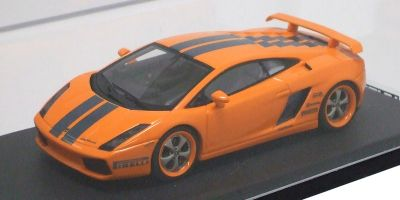 LOOKSMART 1/43scale Lamborghini Gallardo Le Mans Orange [No.LS158]