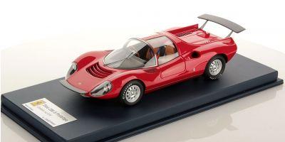 LOOKSMART 1/18scale Ferrari Dino 206 Competizione Prototipo Red  [No.LS18FC01B]