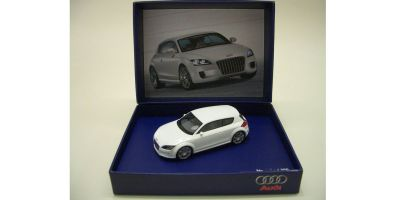 LOOKSMART 1/43scale Audi Shooting Brake / LTD399pcs White [No.LS206]