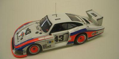 LOOKSMART 1/43scale Porsche 935 Moby Dick ( Martin/No.43)  [No.LS260B]