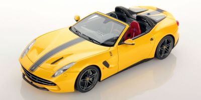 LOOKSMART 1/43scale Ferrari F60 America Giallo Tristrato (Yellow)  [No.LS443B]