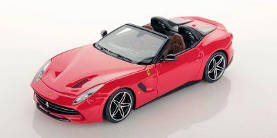 LOOKSMART 1/43scale Ferrari F60 America Rosso Corsa (Red)  [No.LS443C]